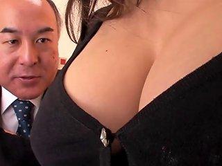 EmpFlix Porno - Busty Mom Uses Her Sexy Tits To Seduce The Headmaster Porn Videos