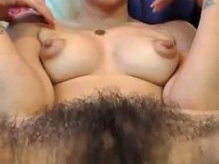 XHamster Porno - Hairy Gal Puffy Nips Fingering Pussy Porn 4c Xhamster