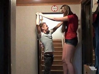 PornHub Porno - Tall Girl Vs Short Guy Height Comparison