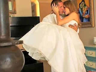 AnyPorn Porno - On Their Wedding Day This Couple Has Aerobic Sex All Over Any Porn