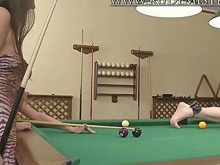 GotPorn Porno - Femdom Rude Billiards Kicking Balls