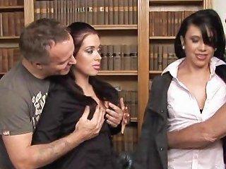 XHamster Porno - British Slut Hannah In A Foursome Free Porn 7f Xhamster