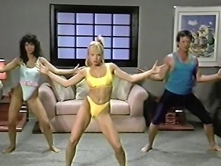 XHamster Porno - That's The Way Vintage Workout Fitness Hardcore Video