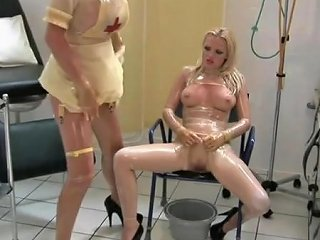 XHamster Porno - The Rc Transparent Rubber Piss And Wank Catheter Porn E7